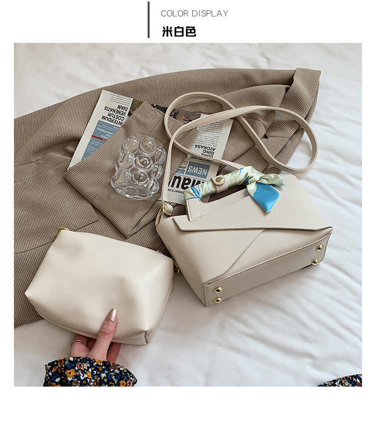 Fashion handbags messenger bag small square bag NHJZ337459
