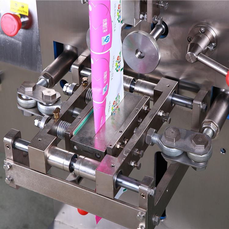 液体计量奶茶炼乳包装机 鲜牛奶羊奶包装机 花生酱包装机现货