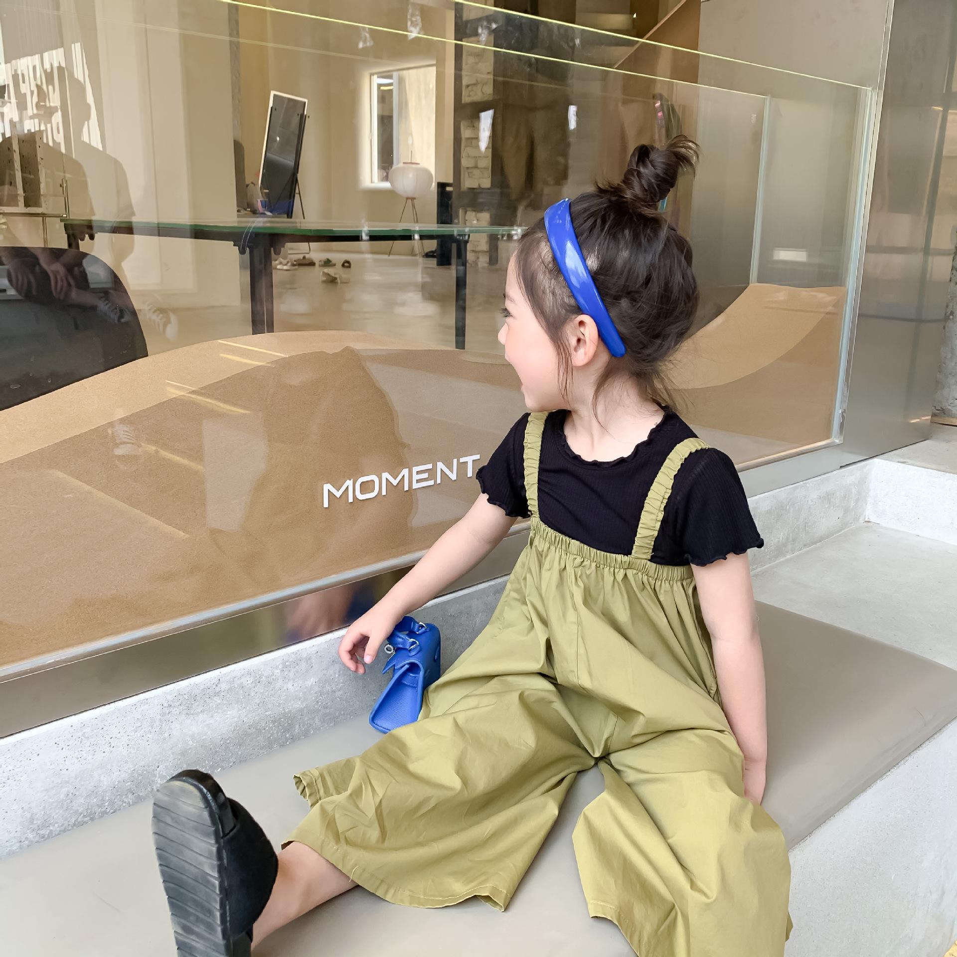 Đồ Yếm Thời Trang Bé Gái - 56T157 - Thời Trang Kids đẹp 1