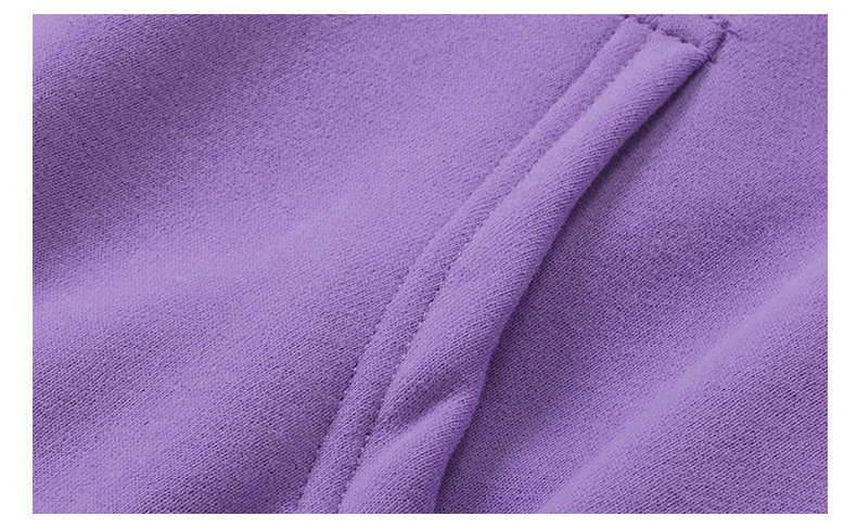 autumn and winter women s solid color with pockets hoodie nihaostyles wholesale clothing NSSI79476