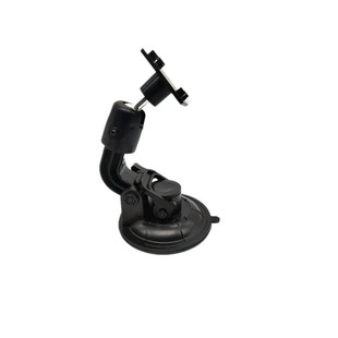 Windshield suction cup mobile phone holder, iron head 360 degree rotating holder 9cm large suction cup universal mobile phone holder