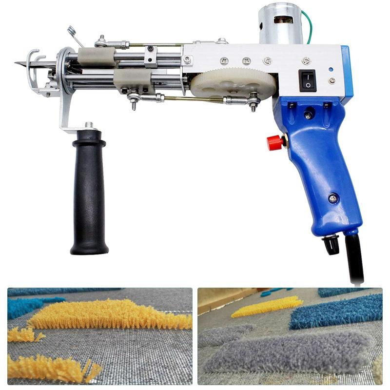 地毯割絨織機 (TD-01)電動地毯織槍 電動簇絨機 tufting gun