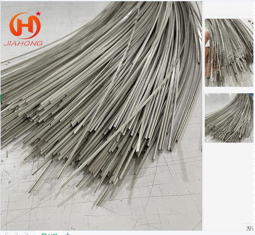 方型灰色导电泡棉(宽高2*1mm)长度可支持定制 价格优势