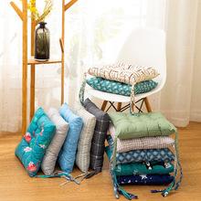 四季坐垫 厂家供应 加厚磨毛办公学生榻榻米美臀椅垫