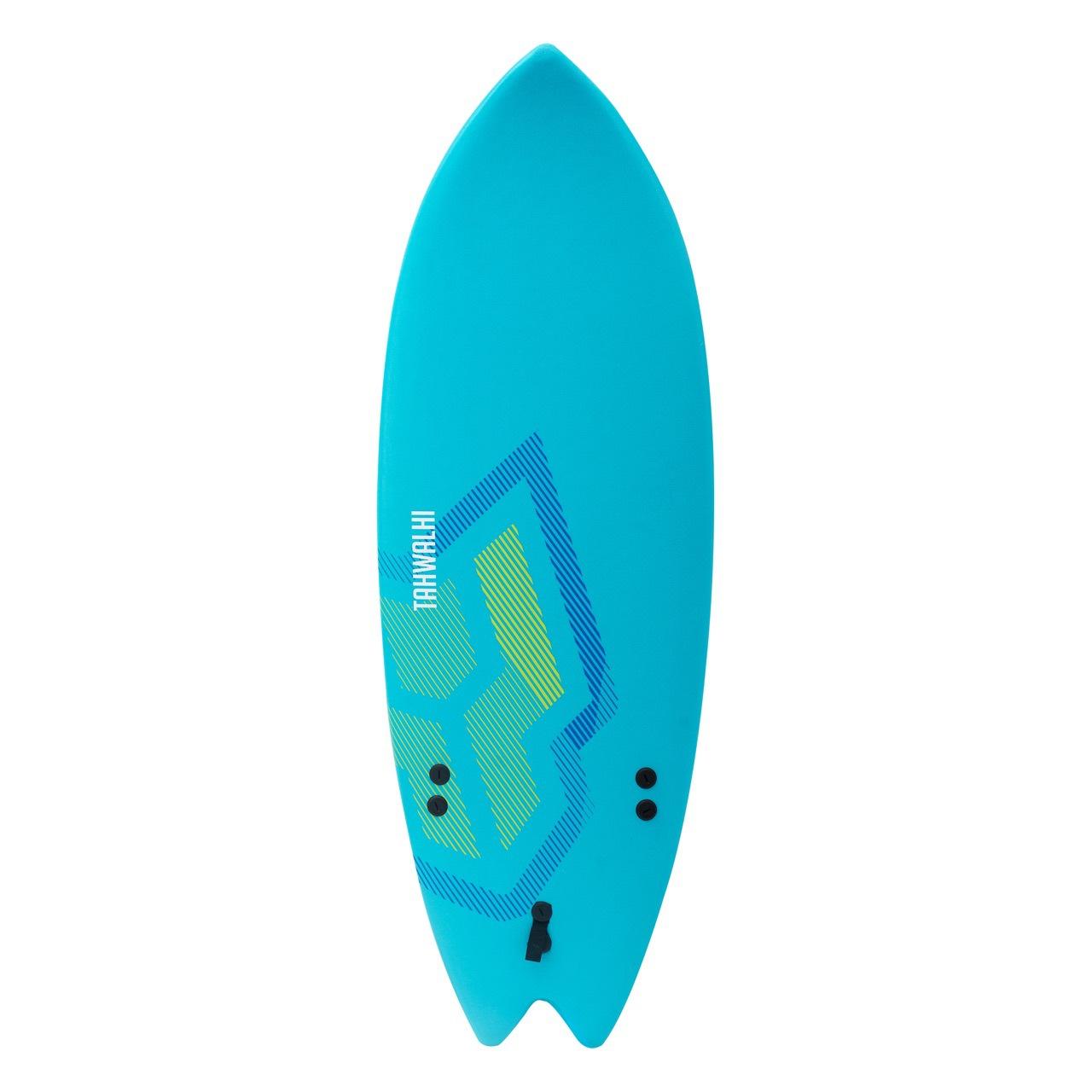 5尺2(长约157cm)冲浪板青少年初学进阶泡沫软板