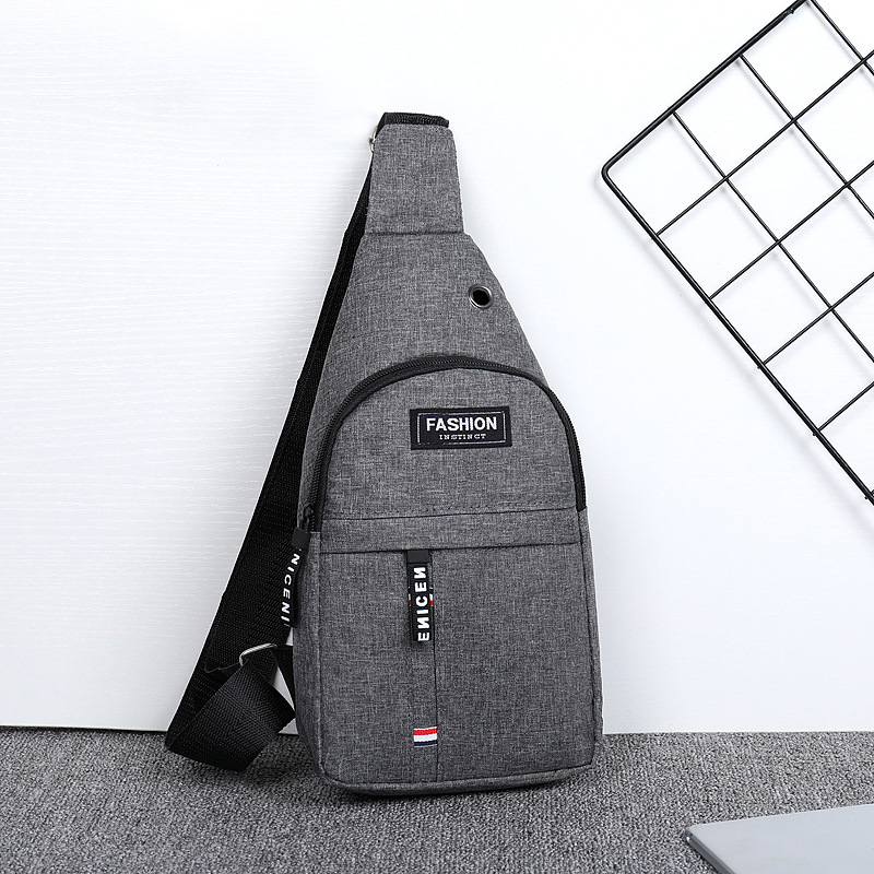 2021 new chest bag, same style for men a...