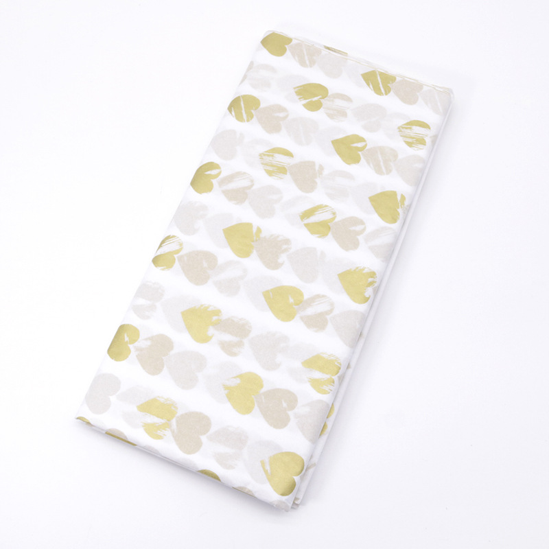 Simple bronzing silver pattern color Sydney paper NHUY368739