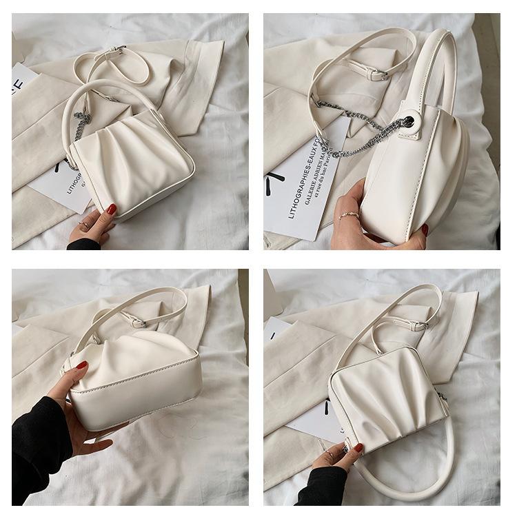 fashion solid color large capacity handbag wholesale  NHLH354344