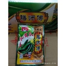 桐乡恒德 膳师傅蜜汁乳黄瓜50g老地方乳黄瓜