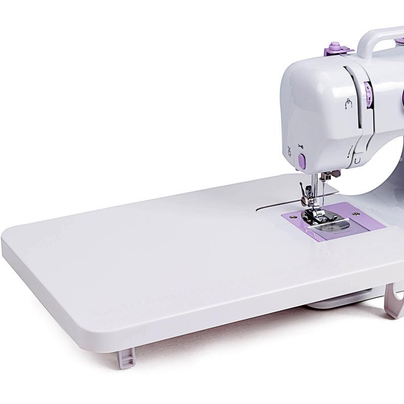 芳华505A 家用电动台式缝纫机专用扩展板 延长板 扩展台
