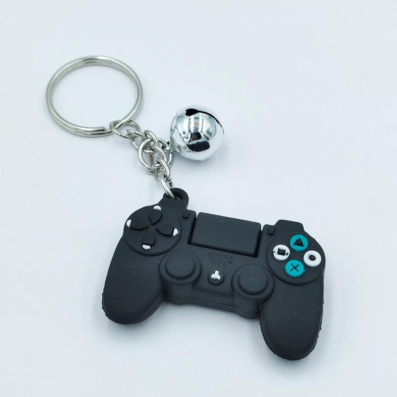 nihaojewelry wholesale simple mini electronic game handle keychain  NHDI377770