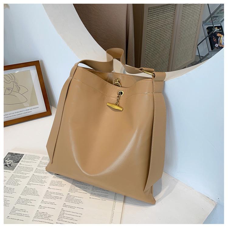 Korean large-capacity messenger shoulder portable bag NHLH332066