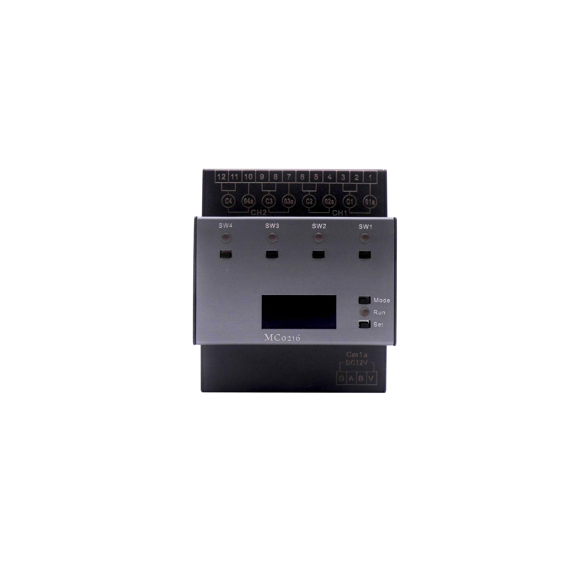 全屋智能家居控制系统 酒店RCU客房控制系统 无线窗帘控制模块