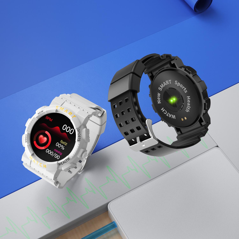 Z19智能手表1.54寸圆屏蓝牙通话智能手环支持多国语言自定义表盘