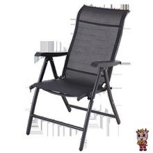 折疊躺椅午休椅子辦公室午睡網布靠背椅電腦椅夏天休閑沙灘椅餐椅