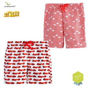 New style children's shorts on children's pants, summer style boys' European and American printing trendy children's shorts wholesale Boy shorts