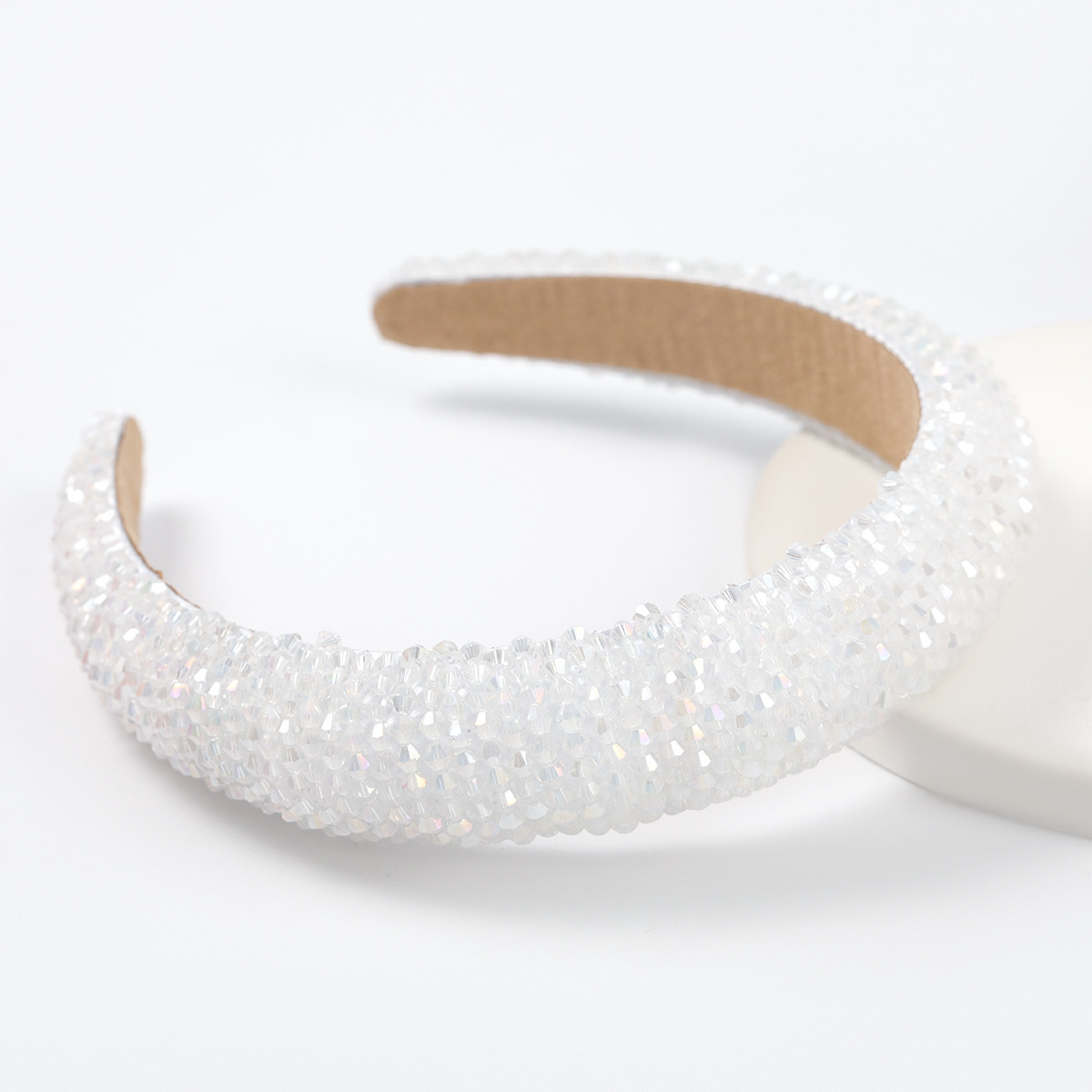 Korean acrylic sponge headband  NHJE313024