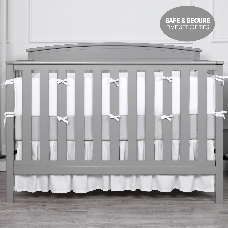 跨境出口磨毛婴儿宝宝围栏素色幼儿宝宝防碰撞防护围栏婴儿床围