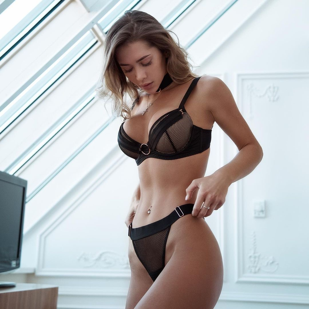 Hot Selling Sexy Four-piece Set NSYX64018