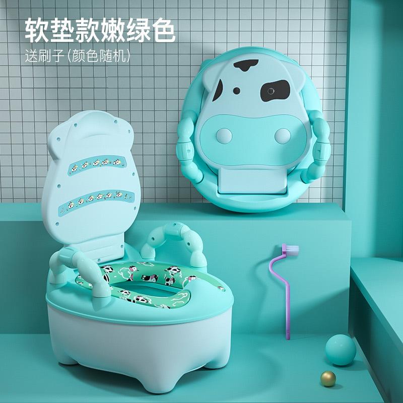 儿童马桶坐便器男孩女宝宝便盆婴儿幼儿大号尿盆小孩尿桶厕所神器