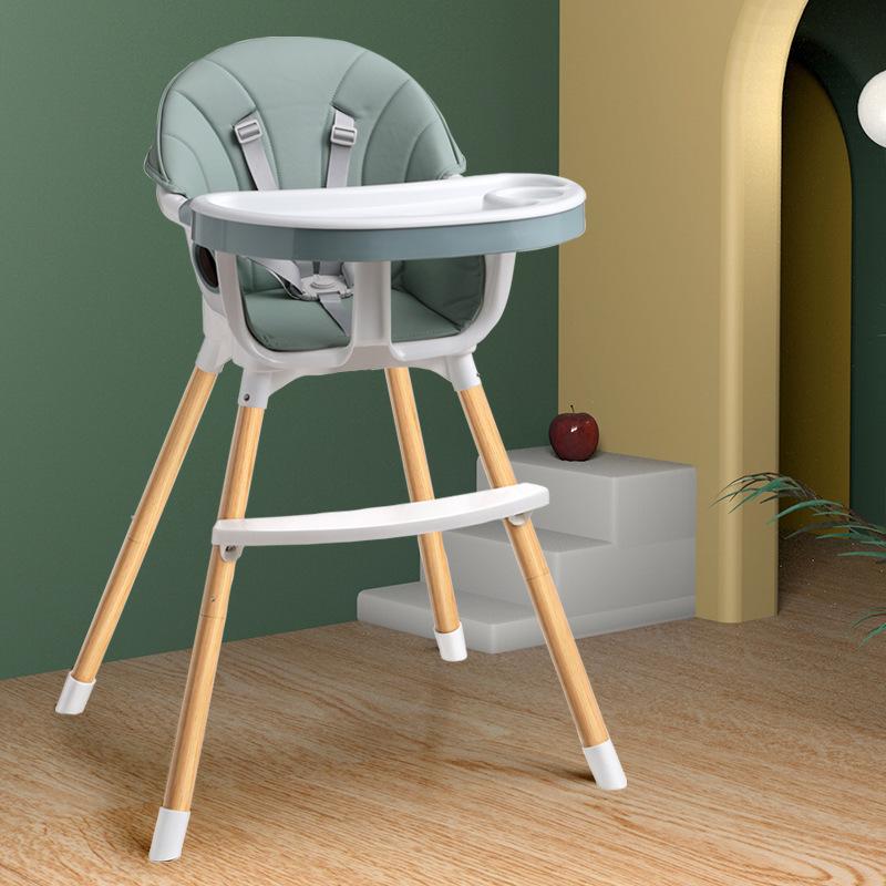 宝宝餐椅家用婴儿吃饭椅子儿童便捷式餐桌椅凳子小孩饭桌bb
