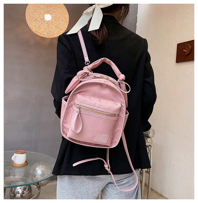 Korean style lightweight Oxford cloth largecapacity backpack NHLH368356