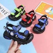 Sandals bé trai thời trang, thiết kế đẹp mắt, màu sắc nổi bật