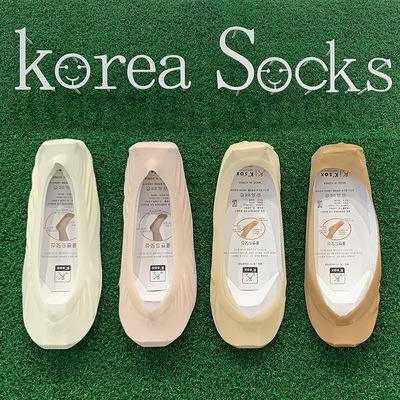 货源韩国东大门批发春夏新品纯色隐形船袜现货时尚ins 性感女士袜套潮批发