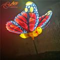 厂家生产商业美陈LED动感仿真蝴蝶户外节日亮化装饰景观灯