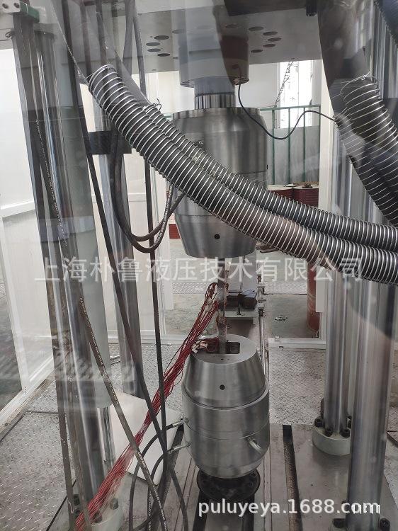 微机控制电液伺服疲劳试验机 非标伺服疲劳试验机50吨100吨