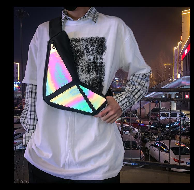 Korean shoulder messenger waist bag NHTG328720
