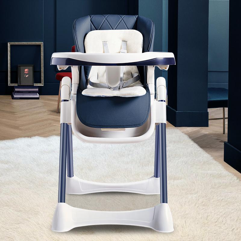 baby chair宝宝餐椅可折叠便携式儿童餐桌椅子婴儿可躺吃饭座椅