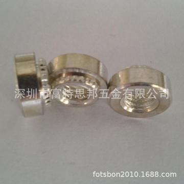 KFS2-256/440/632/832/032不锈钢挤压螺母英制螺纹压铆螺帽钝化