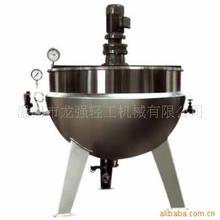 厂家供应不锈钢立式倾绞夹层锅/304材质蒸煮锅/食品加工夹层锅