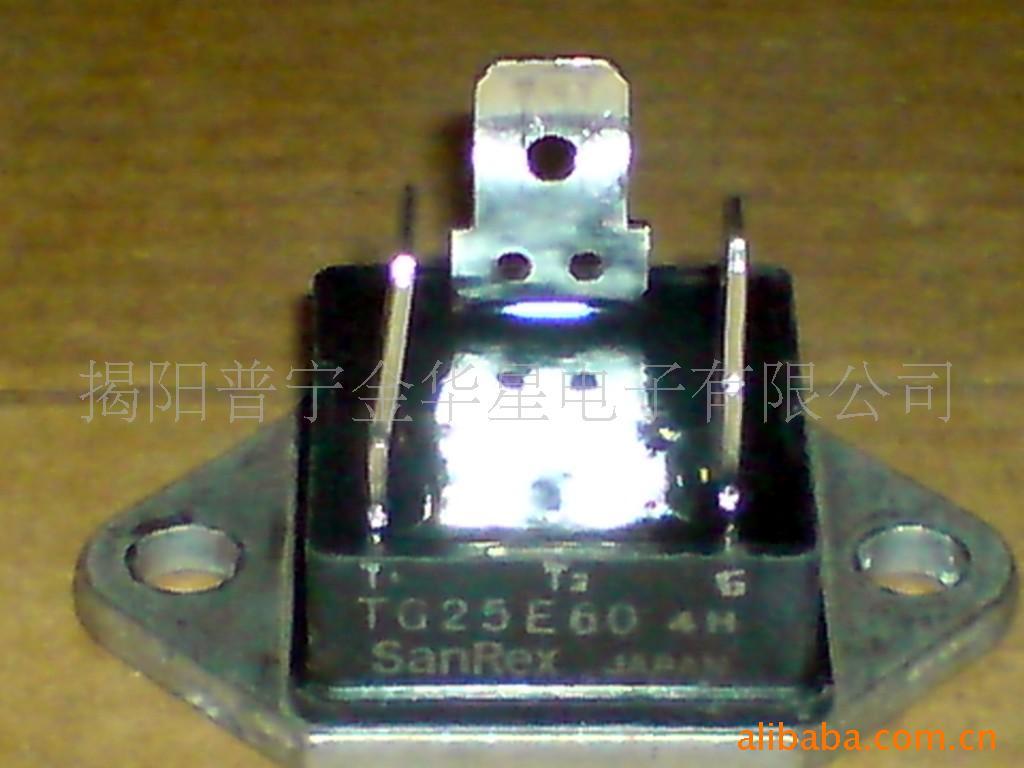 主打產品 雙向可控硅TG25E60