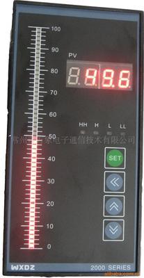 供应单光柱数显表