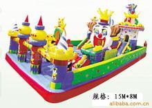 迪士尼童話王國充氣蹦床